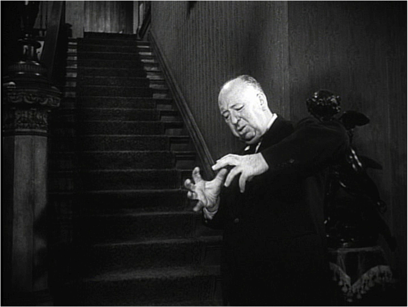 an examination of the horror story the knife by alfred hitchcock With alfred hitchcock, christopher lee, gia scala  they want him for the lead in their next horror picture  (type of knife).
