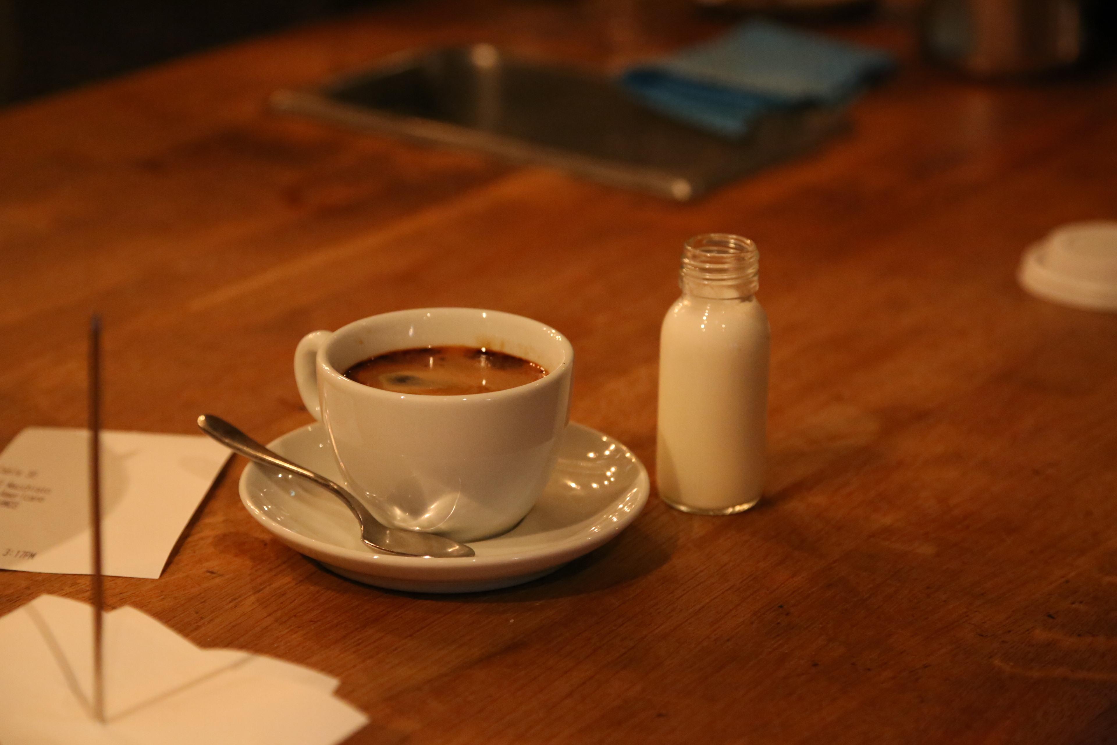 workshop coffee clerkenwell review