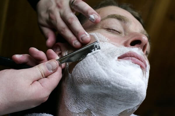 Traditional Shave