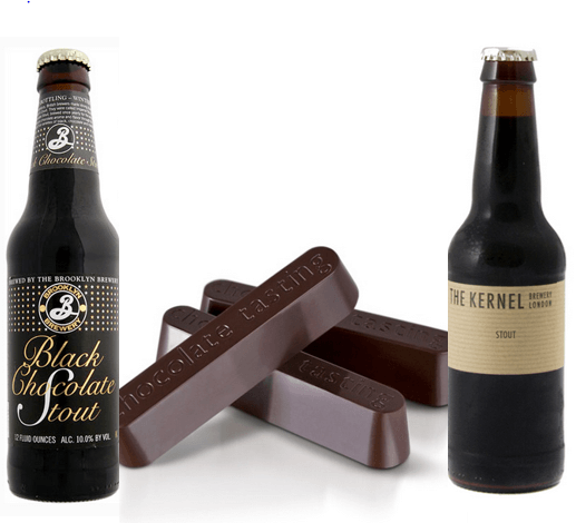 beer, chocolate, ale, stout, recipes, drink, cocktail, alcohol, booze, combinations, quirky, fun, different, tasting, pairing, flavour, odd, posh, prestat, bollinger, liefmans, almonds, bar, bar nuts, hotel chocolat, stout, the kernel