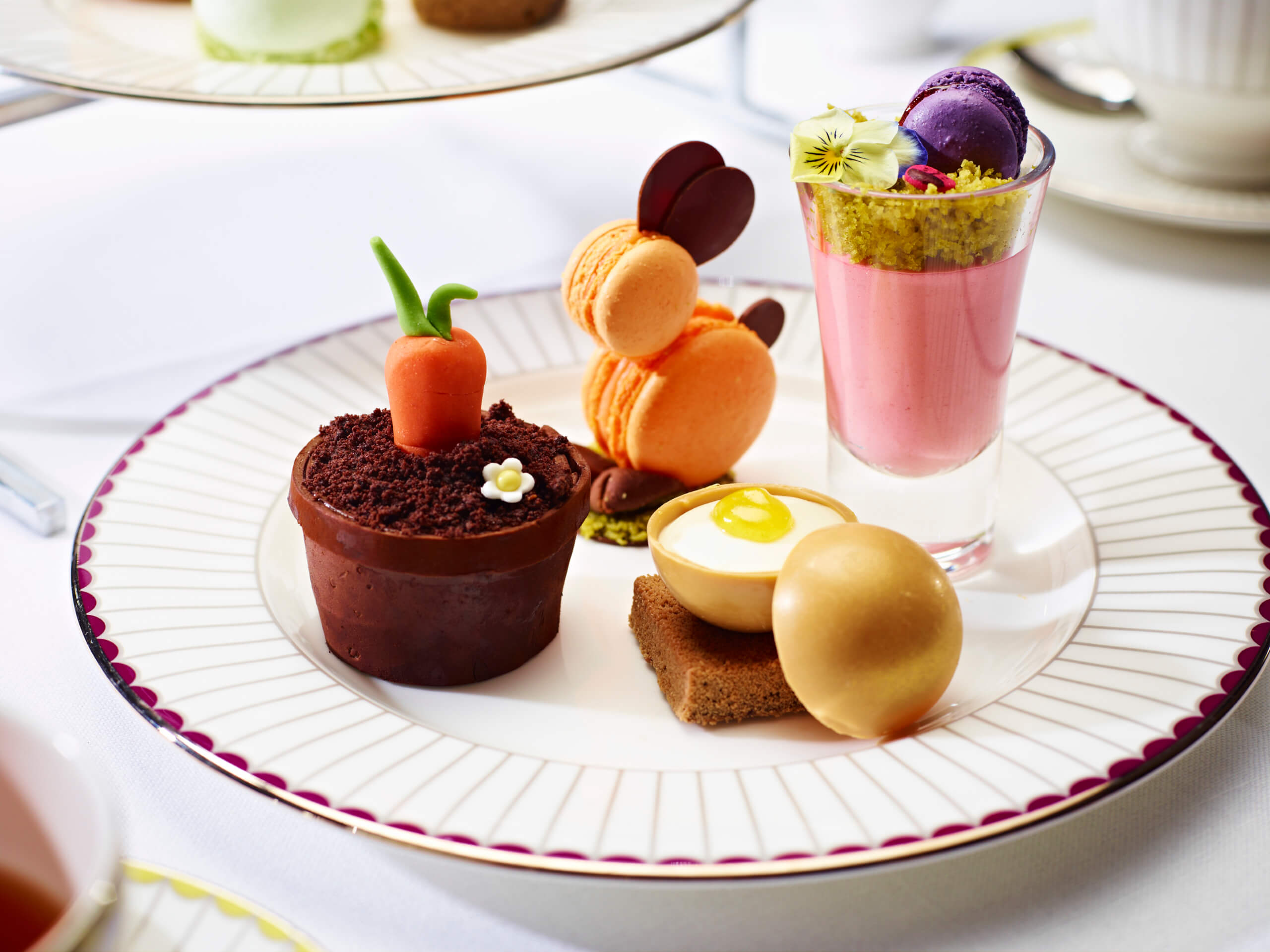 Corinthia, hotels, afternoon teas, afternoon tea in London, UK breaks, easter ideas, things to do, easter afternoon tea