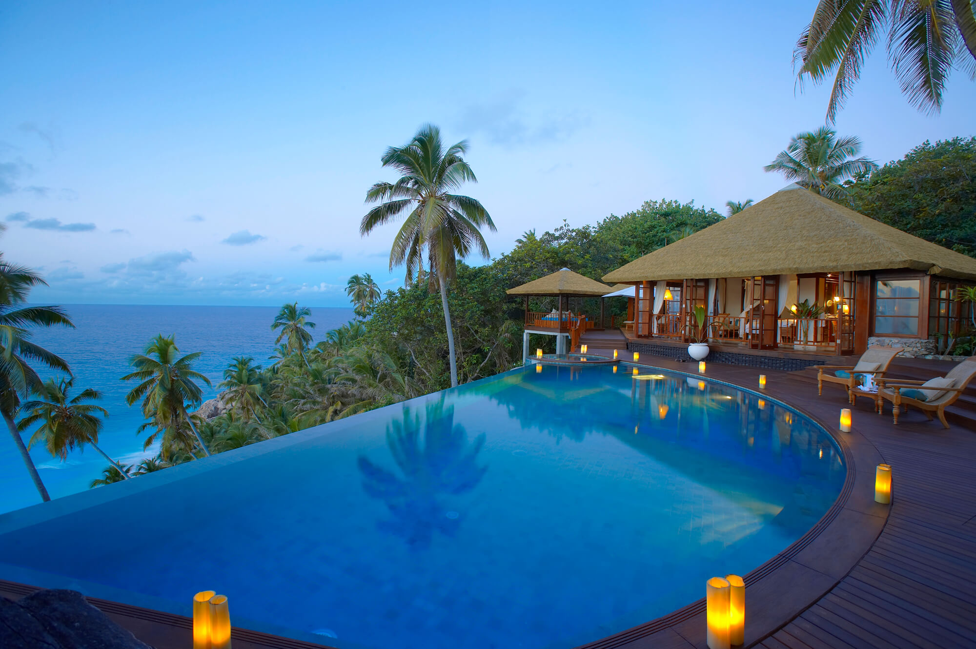 To The World S Most Amazing Infinity Pools About Time