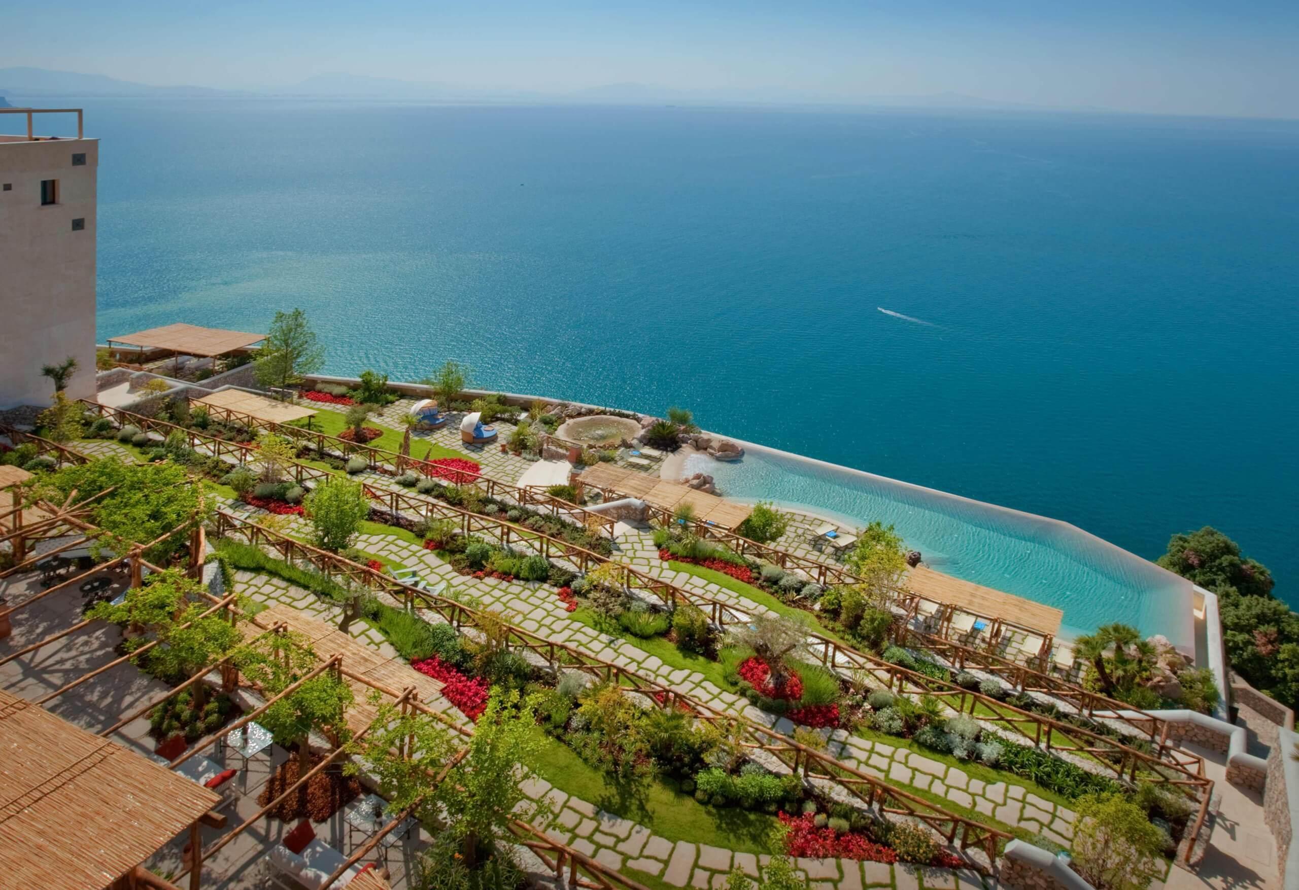 Monastero Santa Rosa, Amalfi Coast, Italy