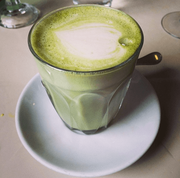 rainy day, food, london, matcha latte, good life eatery, sunday blues, miserable, cold, health, food