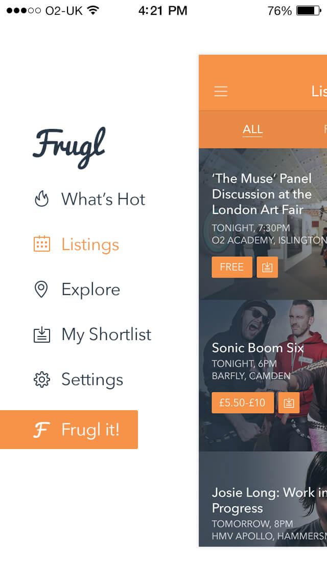 Frugl App