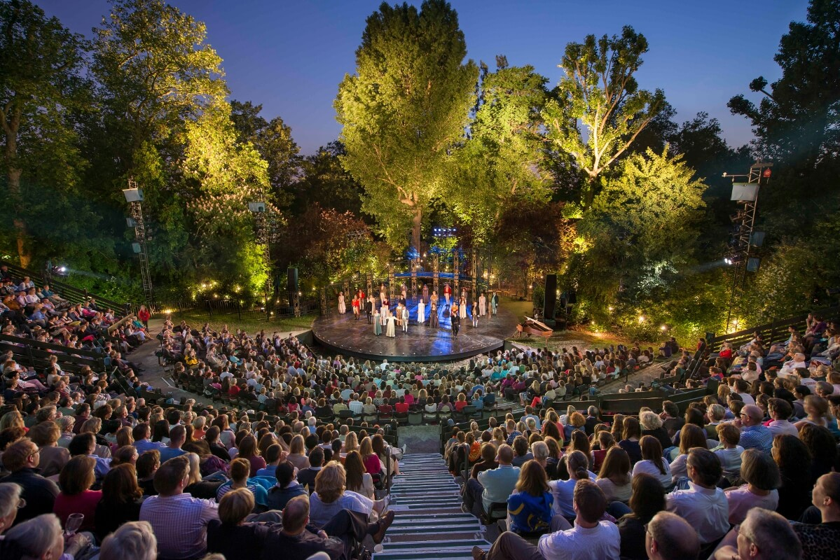 Regent's Park Open Air theatre, Open-Air Theatre, Open-Air Theatre london