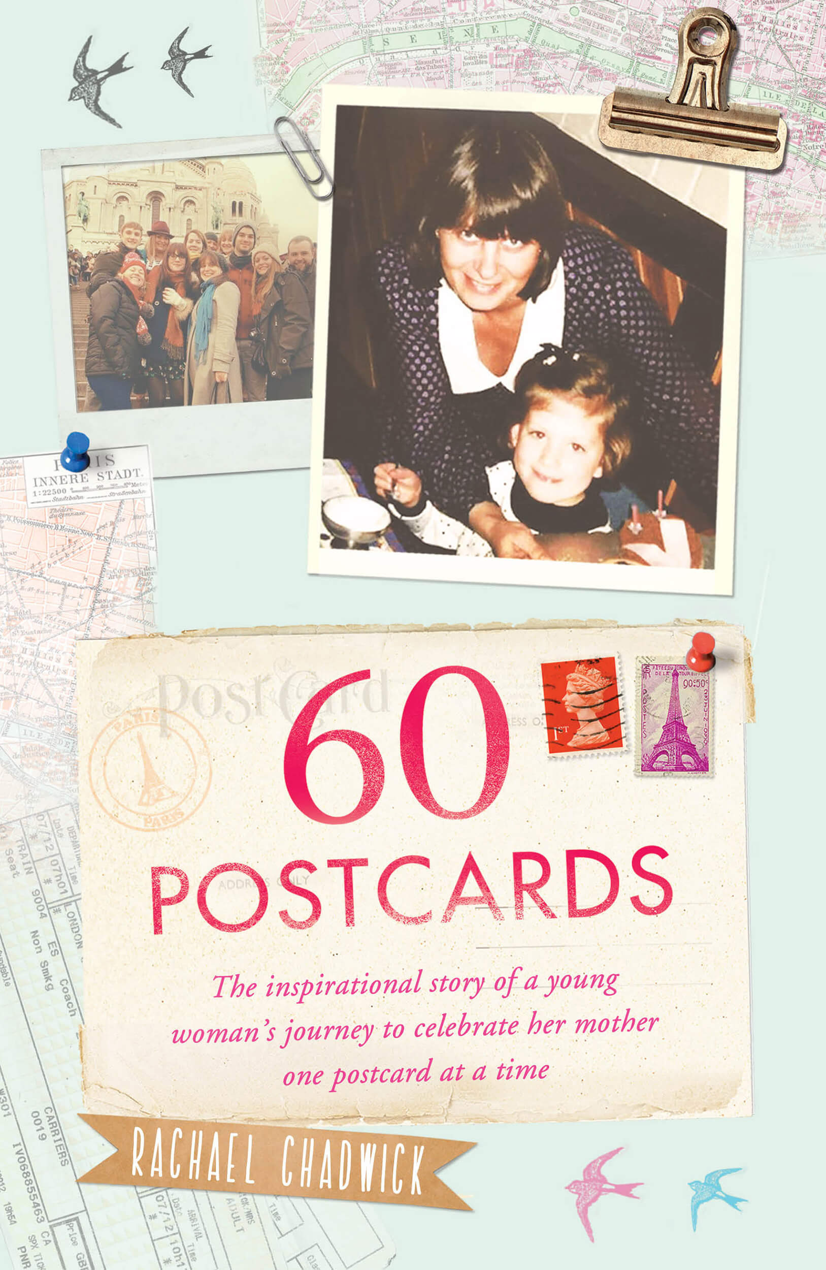 What Happens after Death, 60 Postcards, book, blog, Paris, tribute, Rachael Chadwick