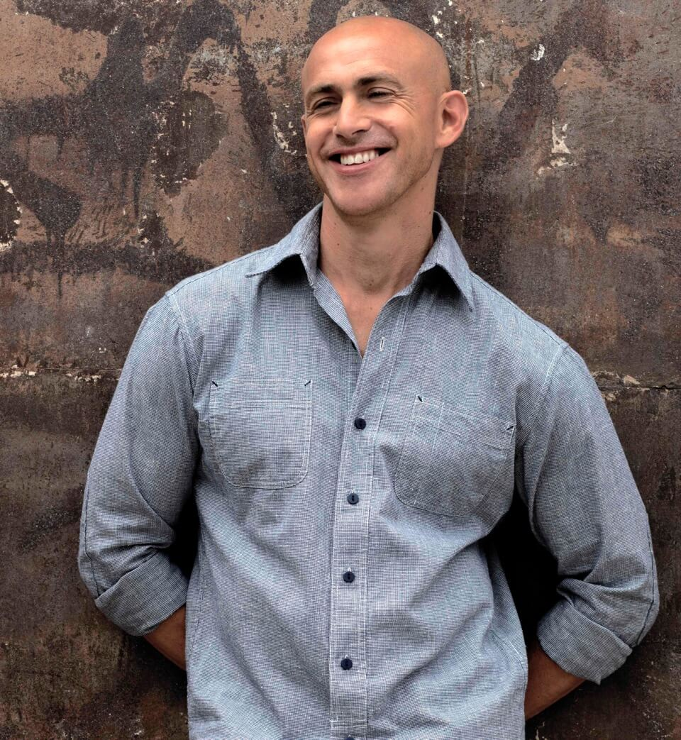 Andy Puddicombe, Headspace, mindfulness, meditation, monk, ordained, app, mobile