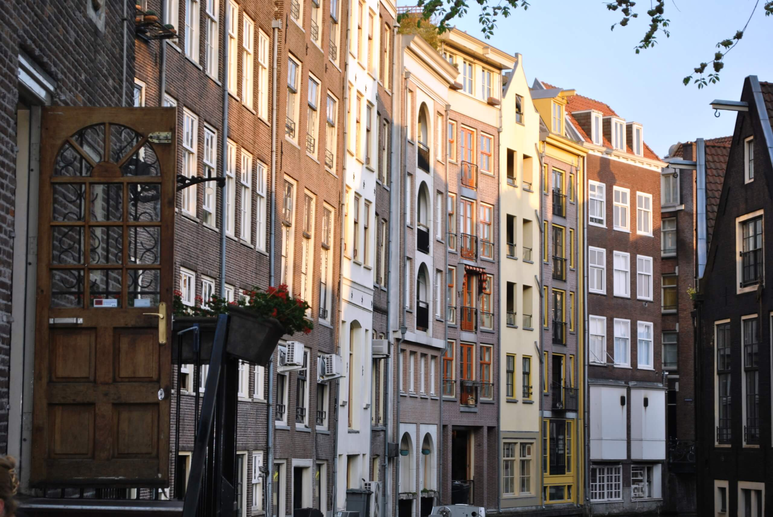Haven Van Texel, Amsterdam, view, things to do in amsterdam