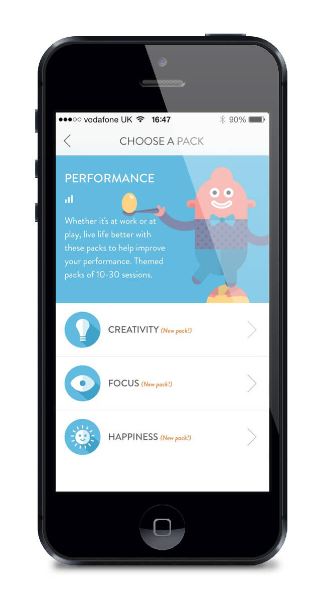 Headspace, app, mindfulness, meditation, Andy Puddicombe, mobile
