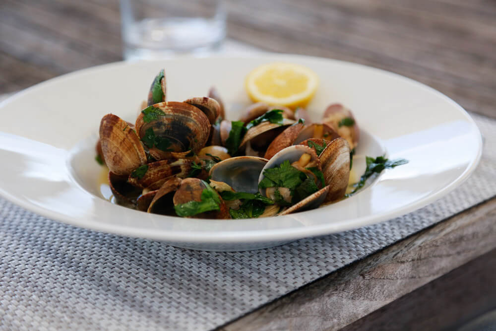 clams, holiday, trip, vacation, view, The Oitavos, portugal, about time, trip, hotels, hotel, luxury, 5*, amazing, fantastic, high-end, oitavos beats, fish, fruit, healthy, summer, summer holiday