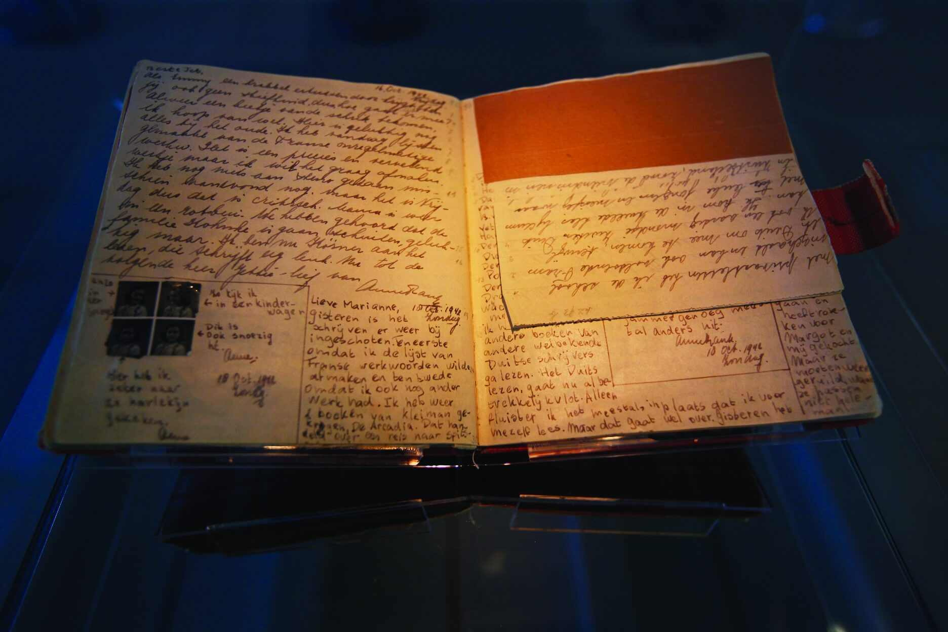 anne frank diary, anne frank, amsterdam, things to do in amsterdam