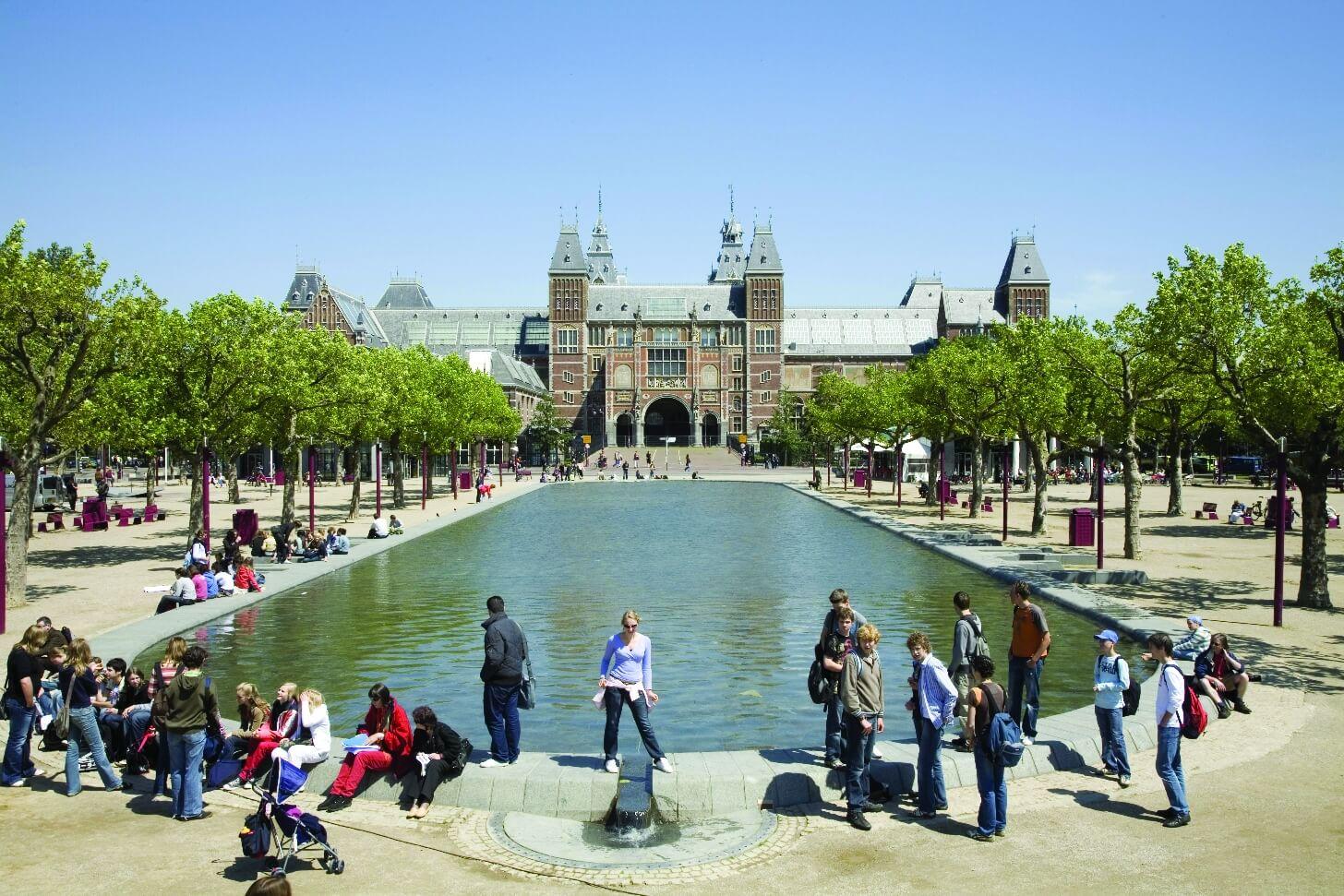 Rijksmuseum, Rijks, Amsterdam