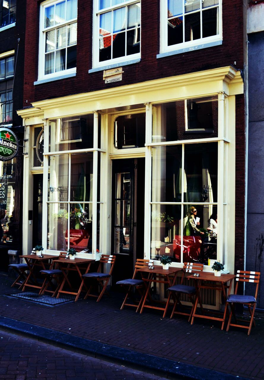 Ree7, Cafe Amsterdam, Gastrobar, things to do in Amsterdam