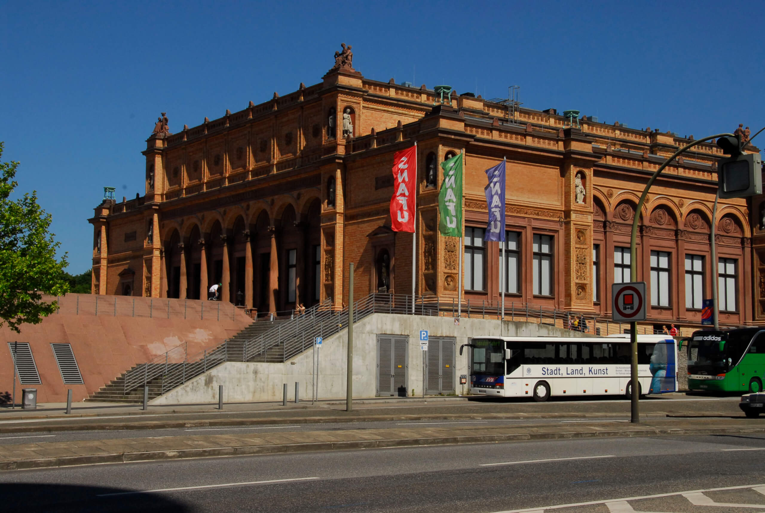 Hamburger Kunsthalle, Hamburg, Marketstrasse, Hamburg, germany, where to travel in germany