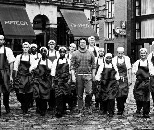 Jamie Oliver, Jamie Oliver Food Foundation, Fifteen Restaurant, Feastival