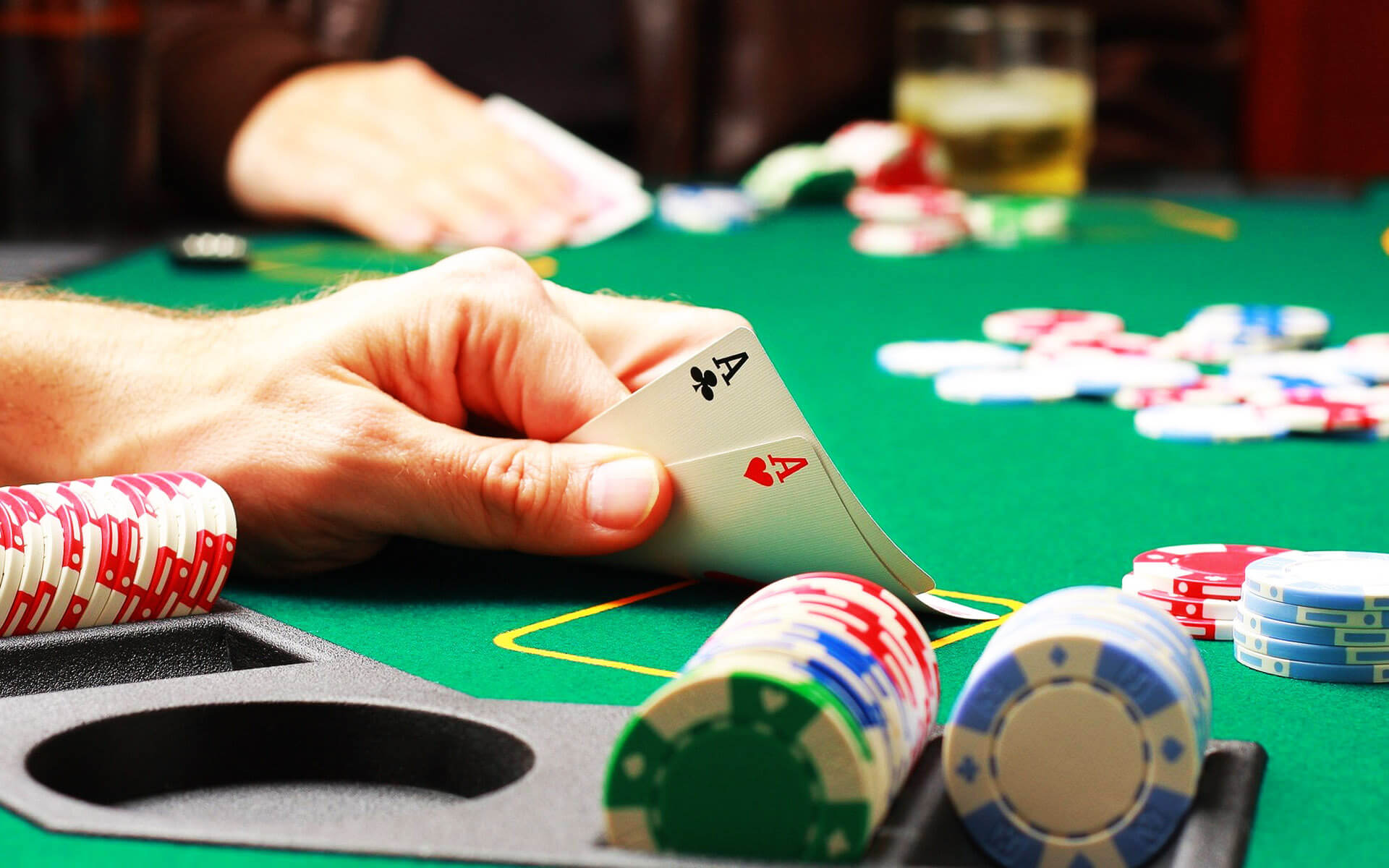 Craps cold table system