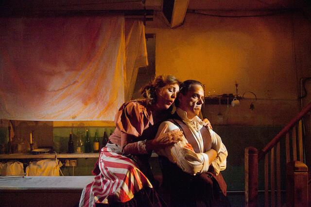 Sweeney Todd theatre