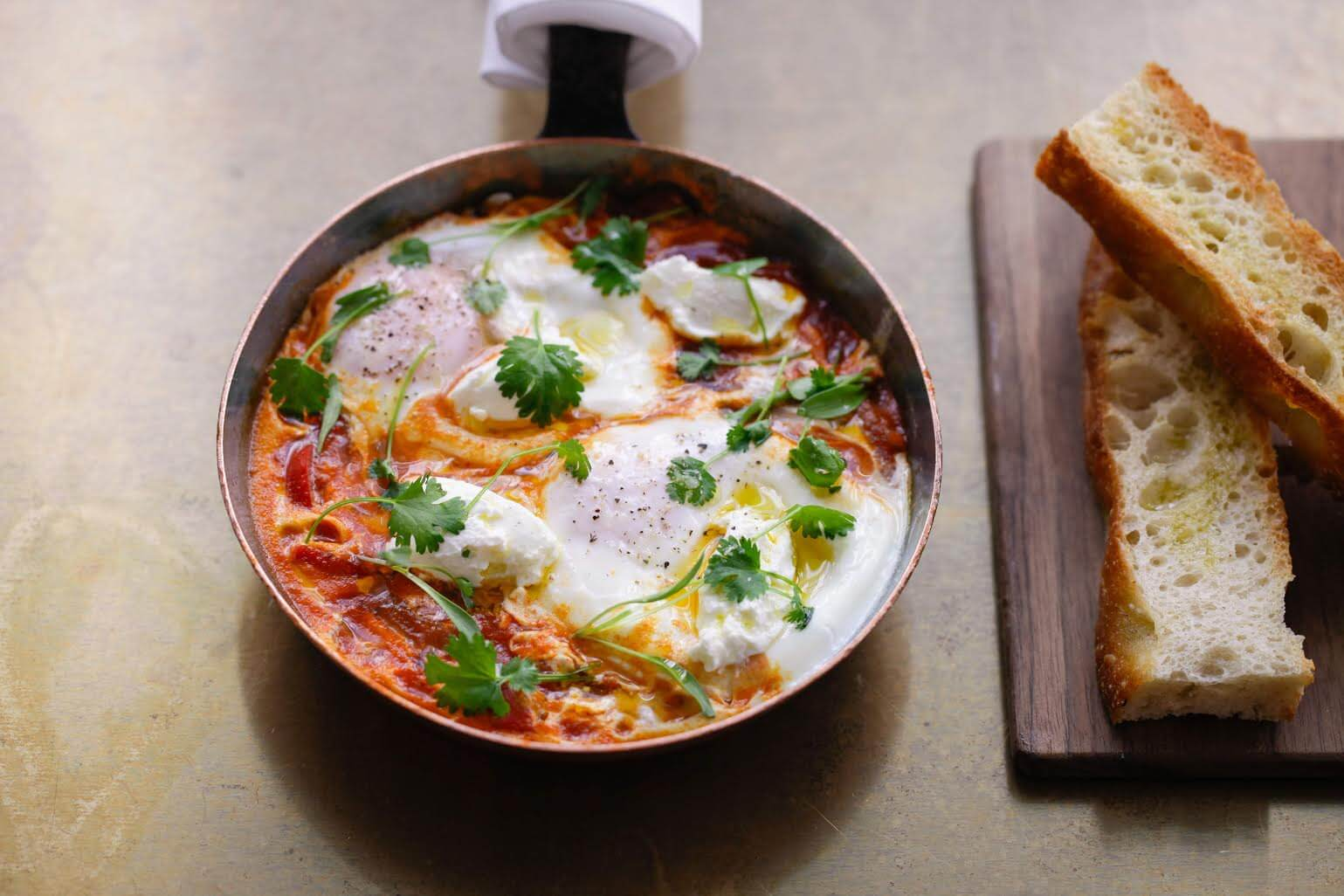 best shakshuka in London, shakshuka london, About Time You Tried: London's Best Shakshuka, best breakfast in london, ottolenghi islington, shakshuka, baked eggs, yotam ottolenghi, new restaurants london, best brunch in london, best breakfast in london, brunch london, breakfast london, where to brunch in london, london breakfast