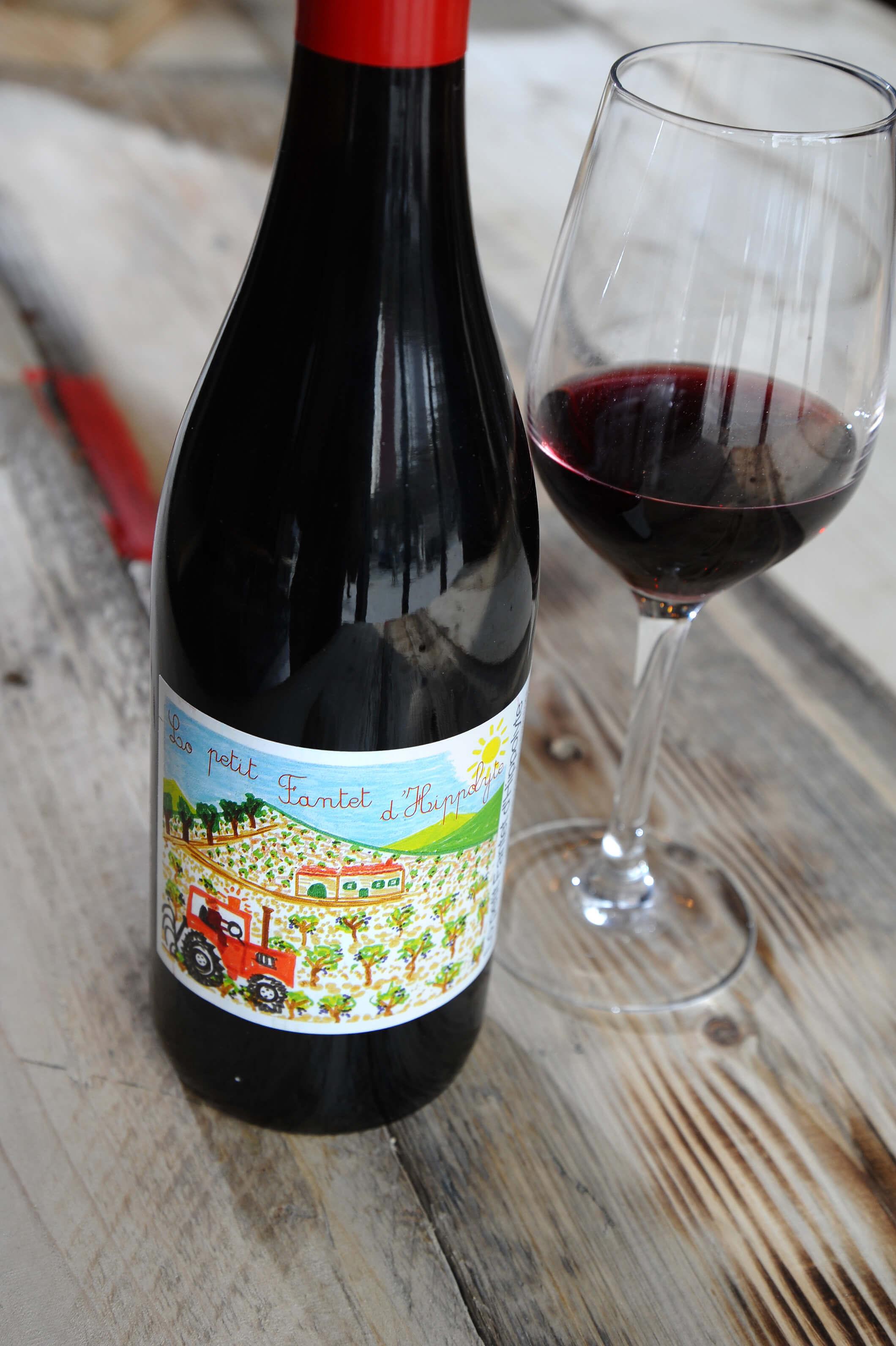 Biodynamic Wine,  Foxcroft & Ginger 2