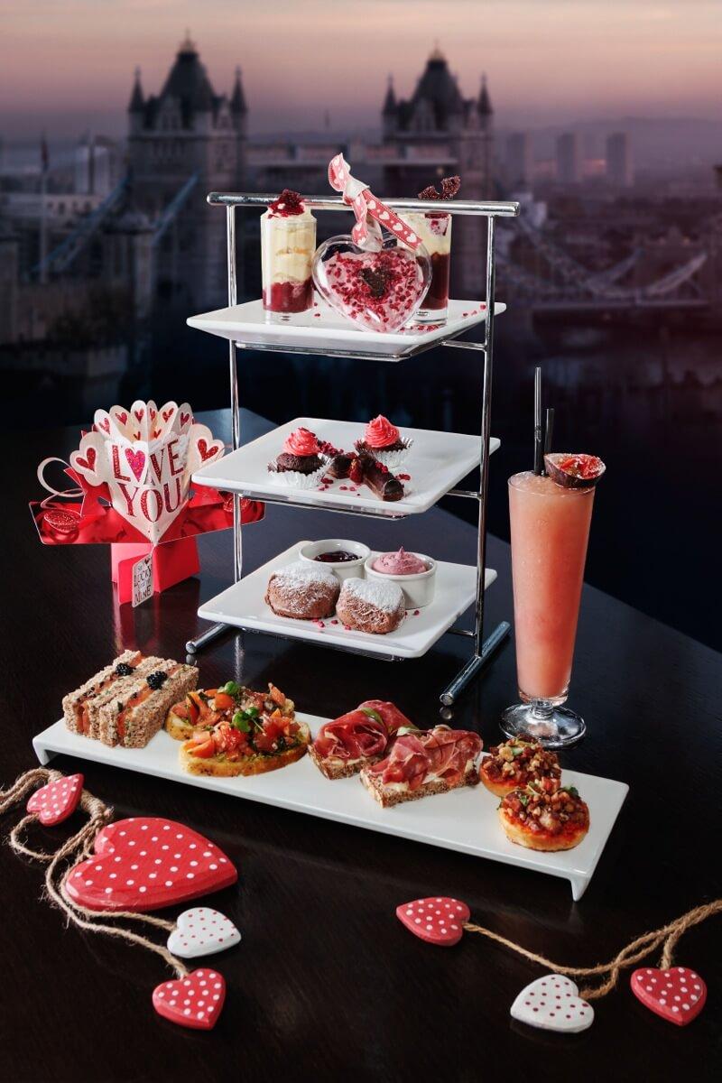 Valentines -Afternoontea-drink