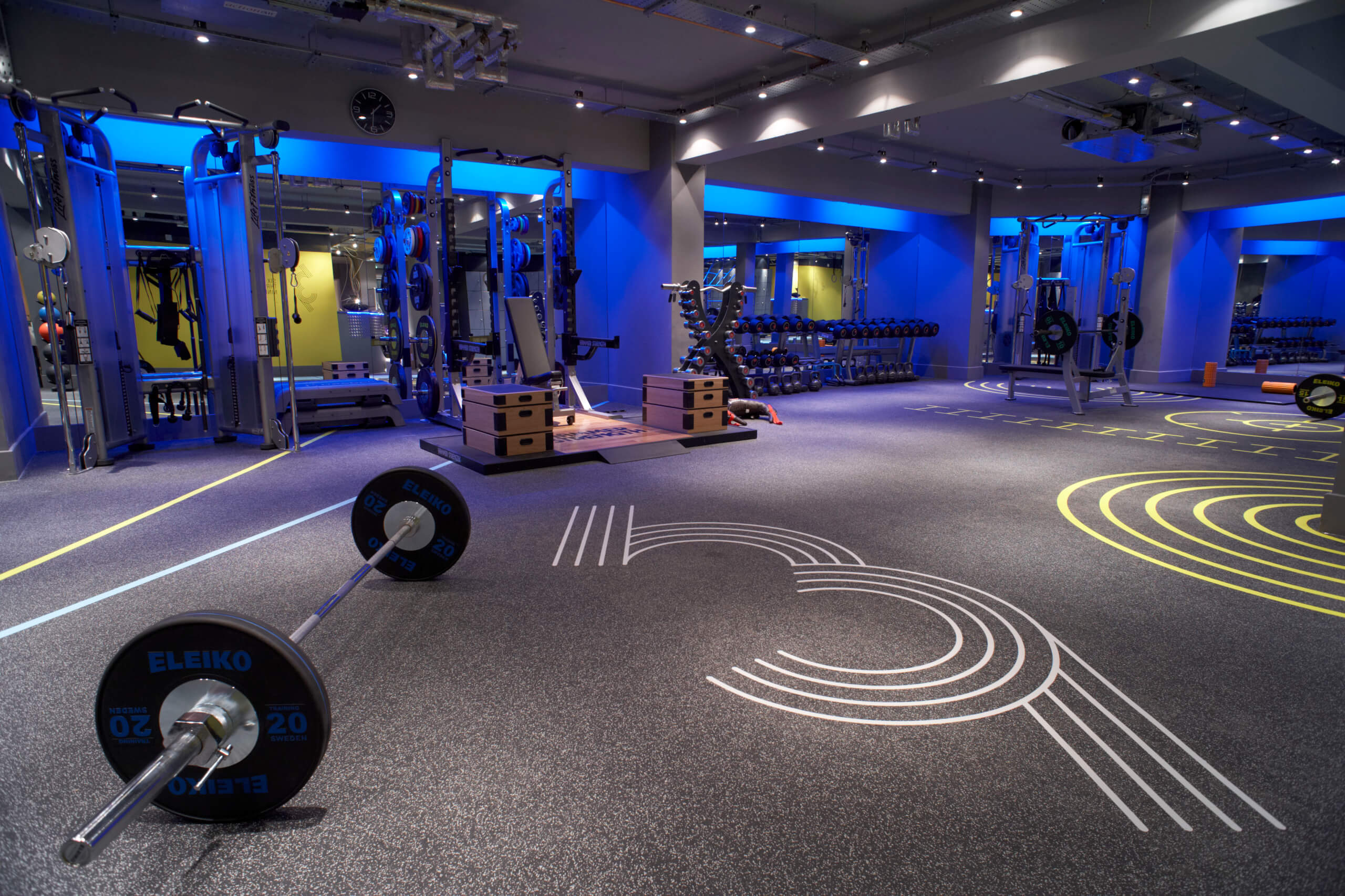 Gyms In London The Best Personal Trainer Gyms