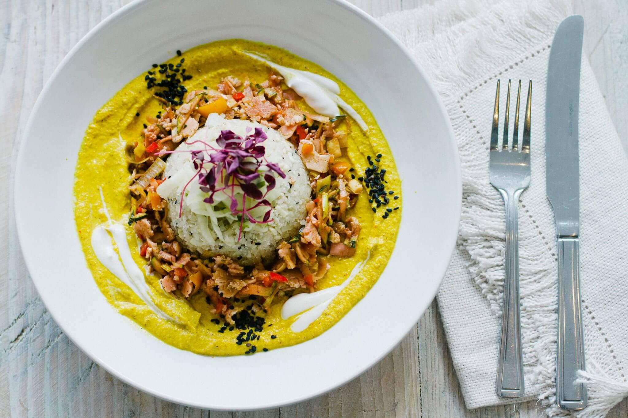 gourmet vegetarian restaurant - 1440×753