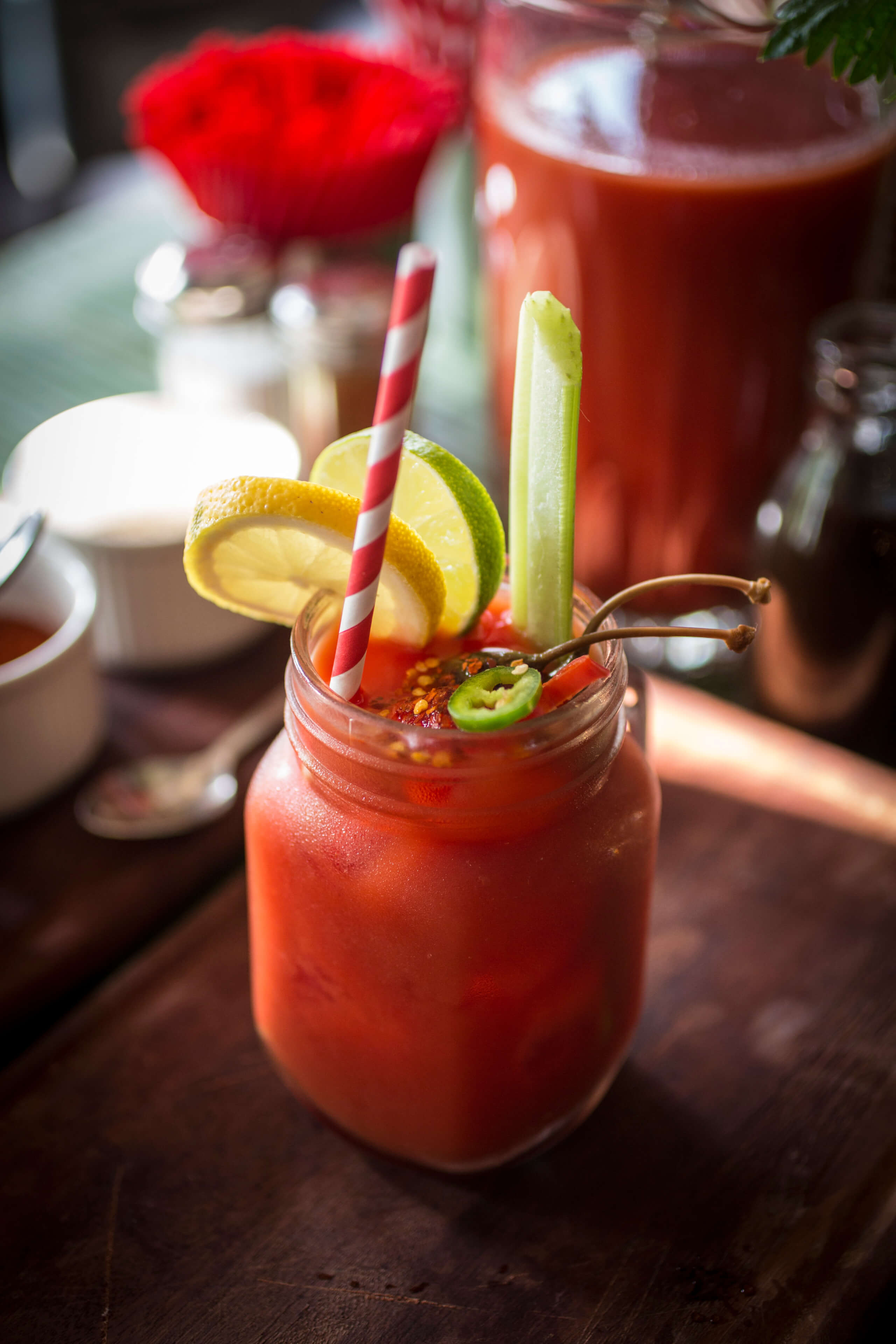 Bloody Mary - Q Grill