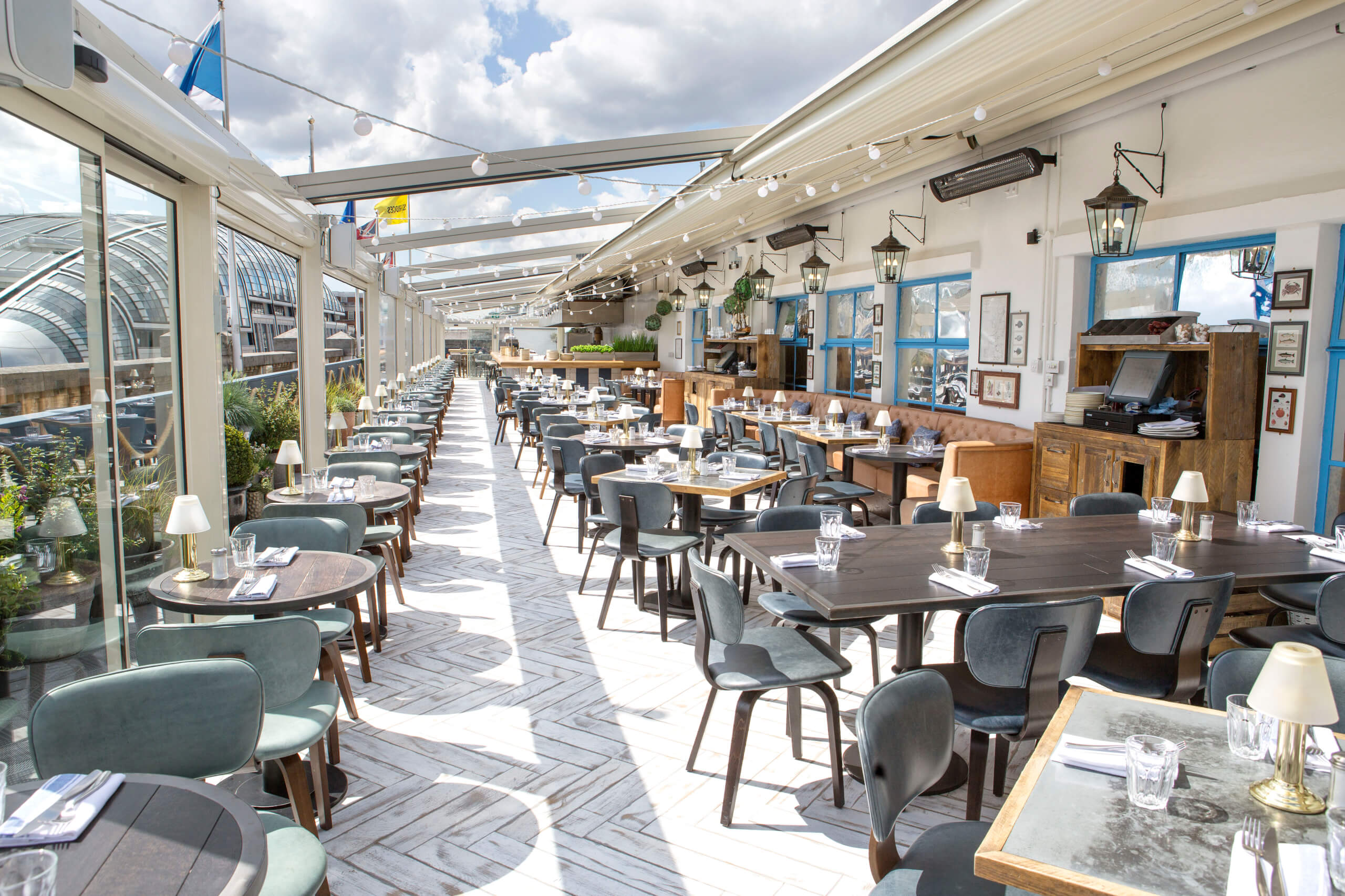 Top 10 Amazing Oyster Bar London