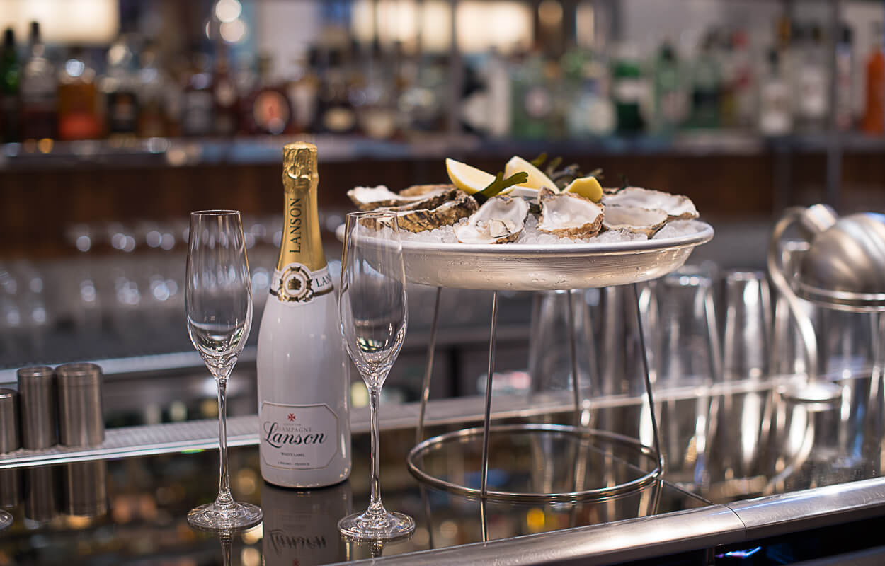 Top 10: Amazing Oyster Bar London