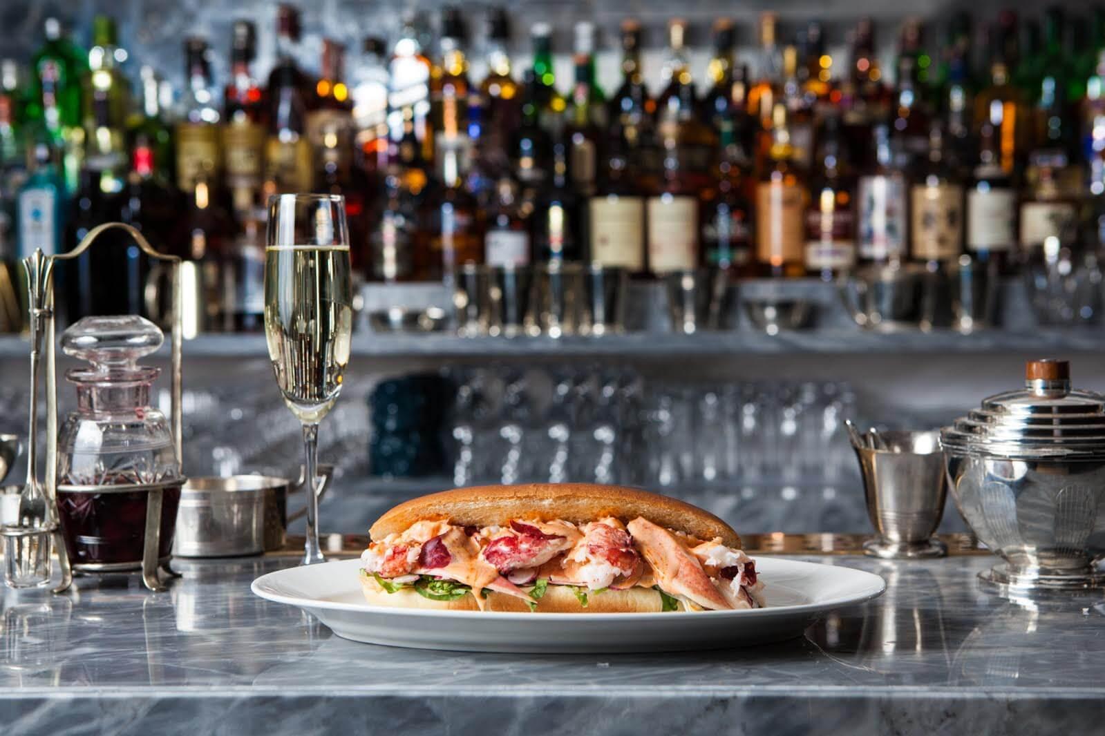 London restaurants, best lobster in london, lobster rolls, lobster restaurants london, lobster in london, seafood restaurants in London, best sandwiches in london, cafes london, london cafes