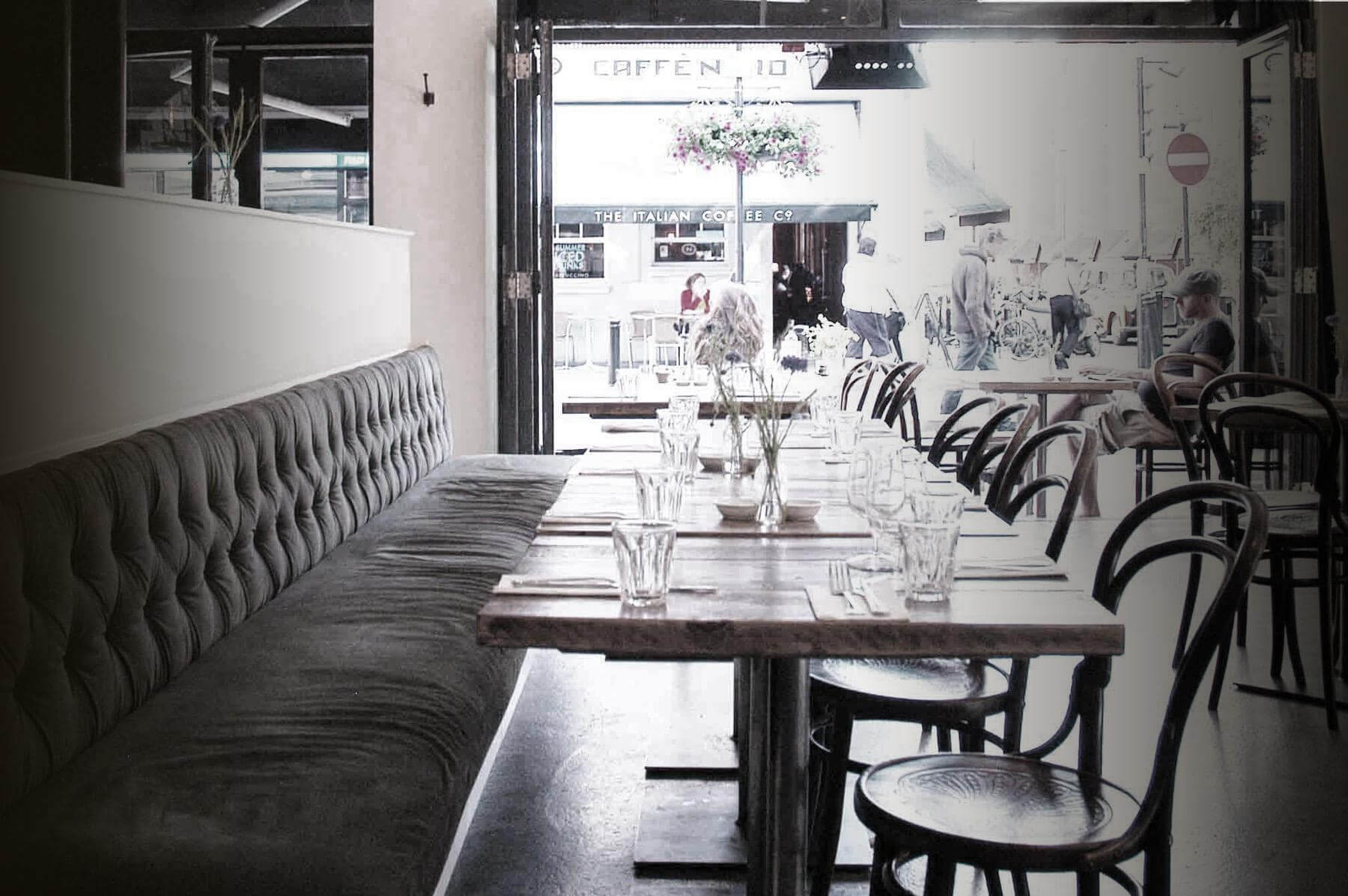 Top 7: Restaurants in London for Cornbread