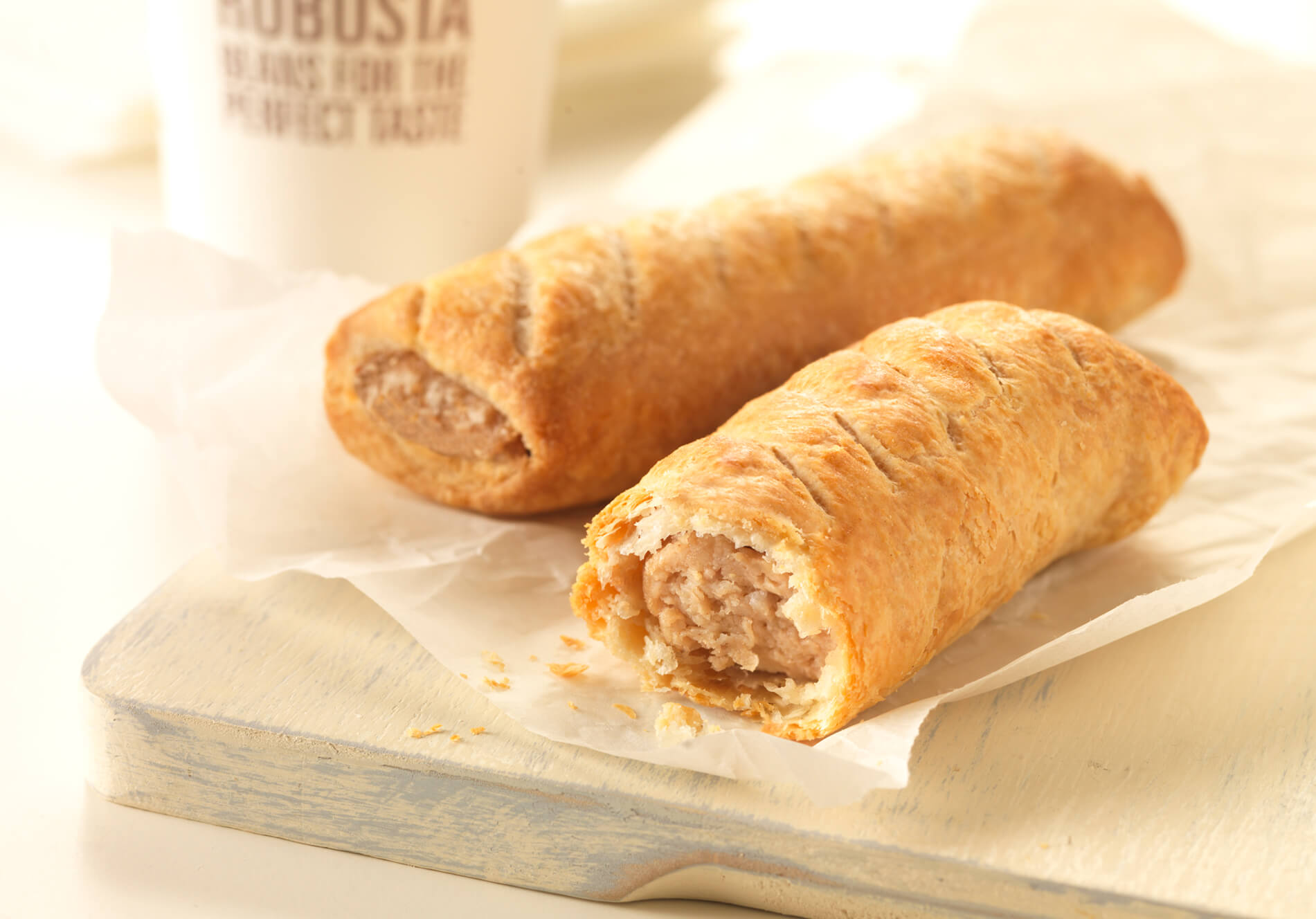 Top 10: Sausage Rolls in London | About Time Magazine