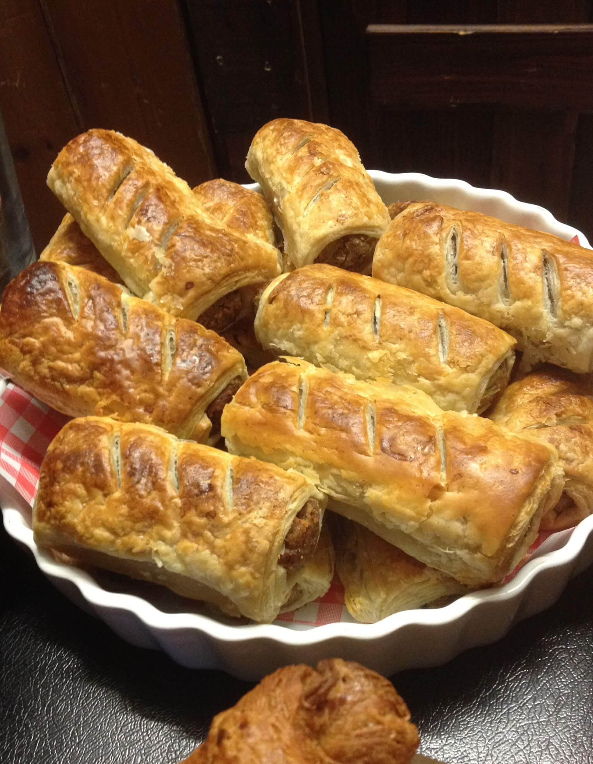 Top 10: Sausage Rolls in London