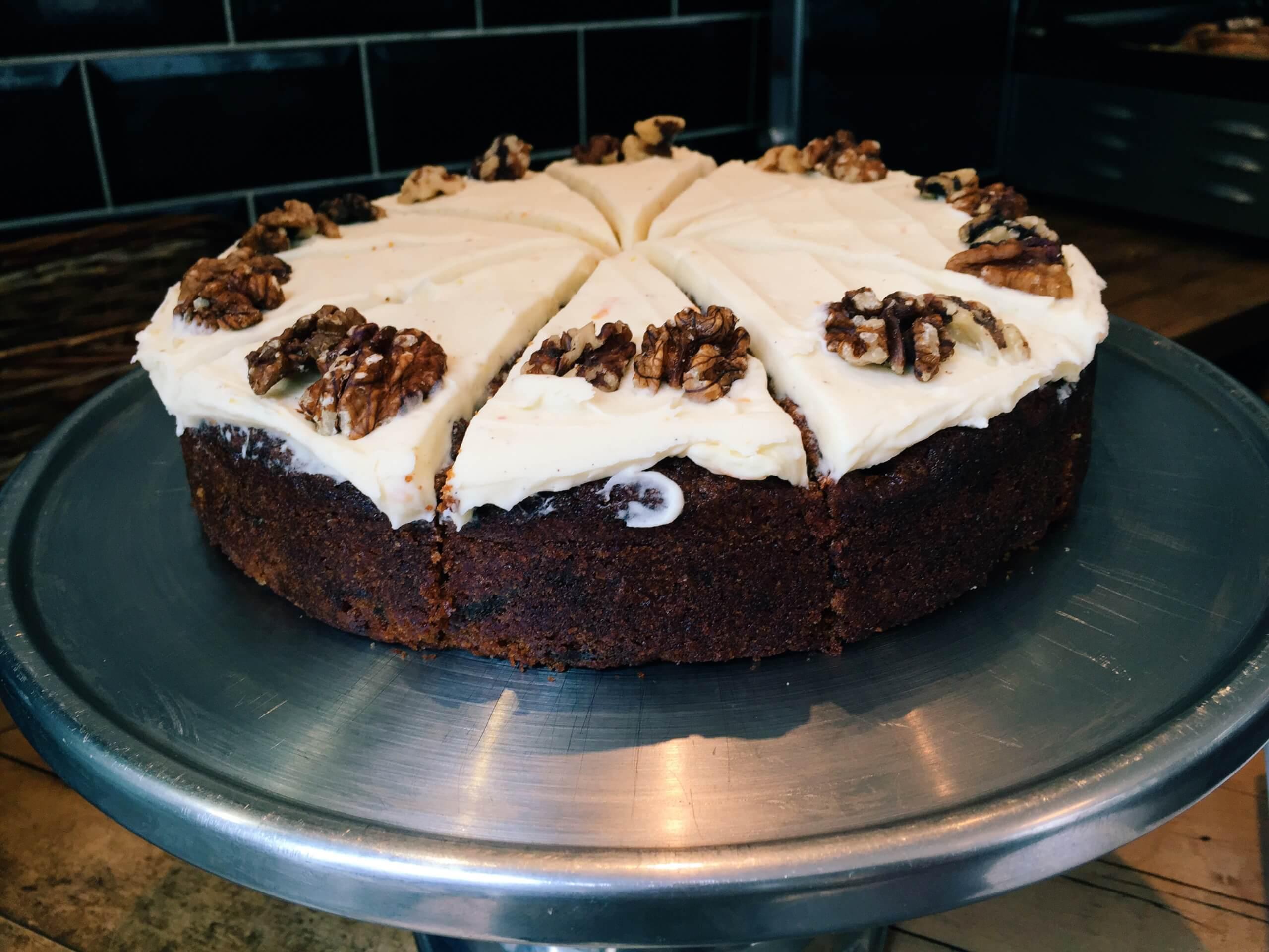Cake Shops In London Top 10 Carrot Cake