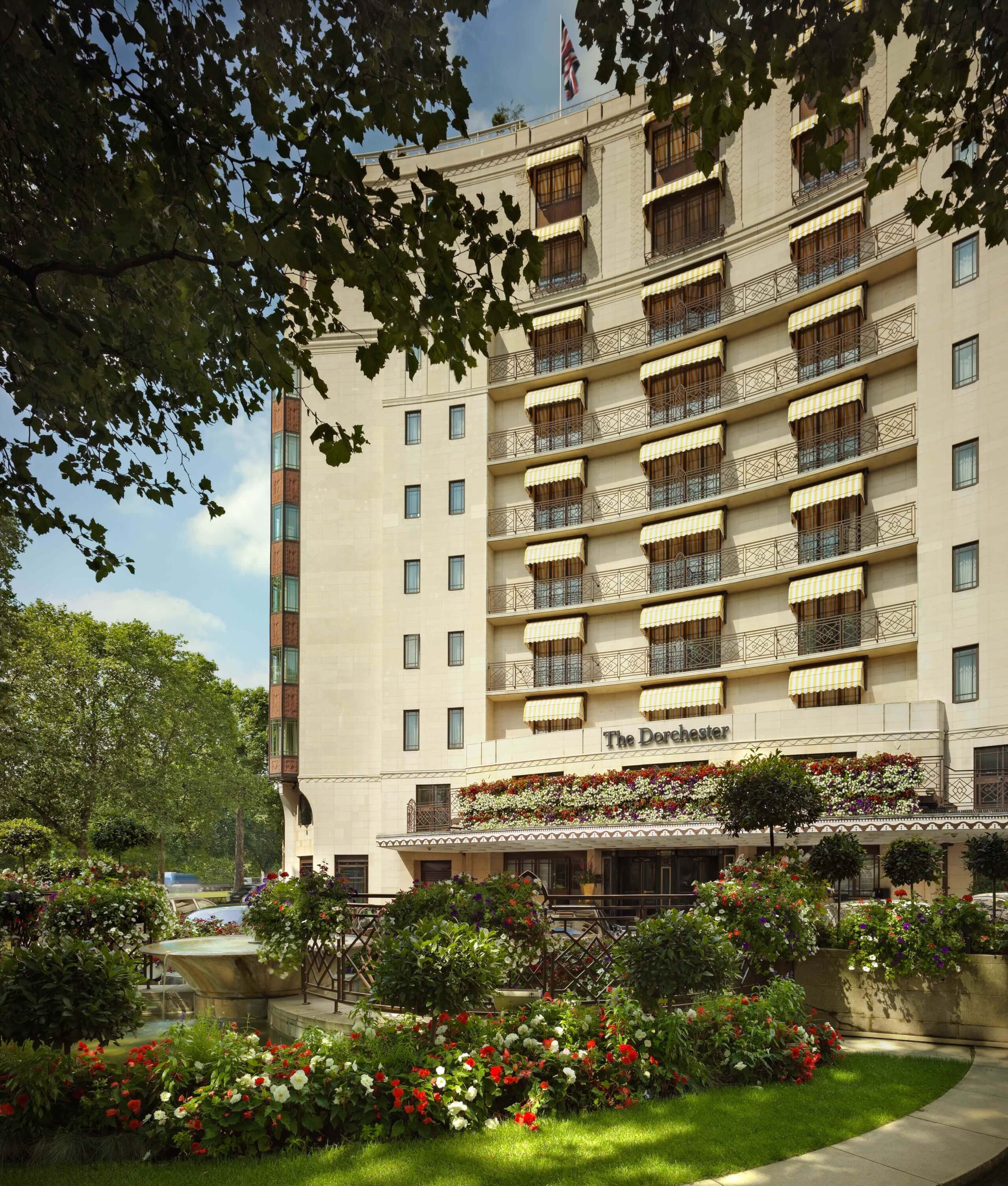The Dorchester Collection www.jamesbedford.com