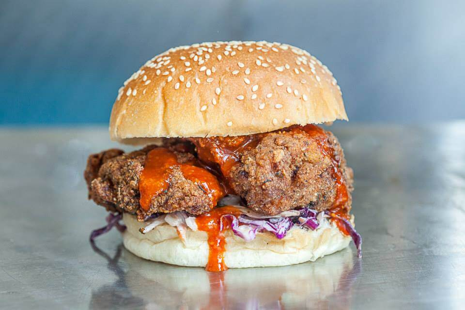 Top 10 Fried Chicken Burgers In London About Time Magazine
