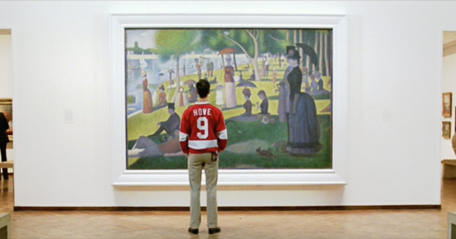 Ferris Bueller S Day Off Cameron Painting