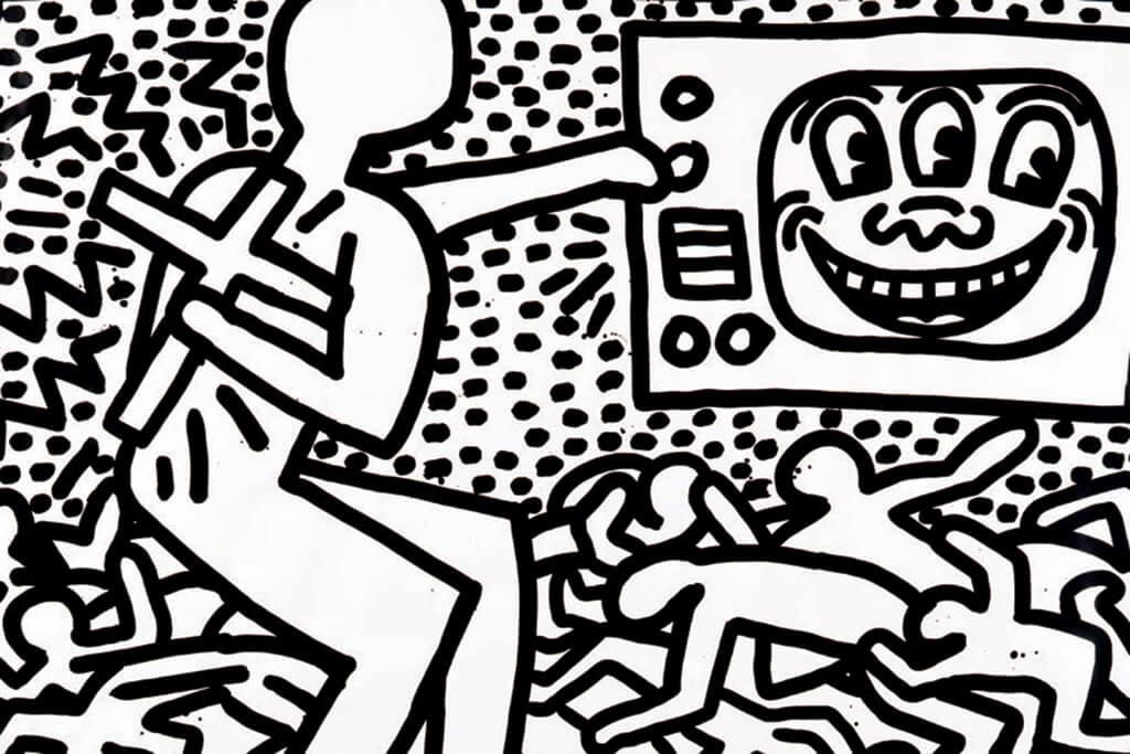 keith-haring-the-political-line-retrospective-exhibition-mam-paris-2