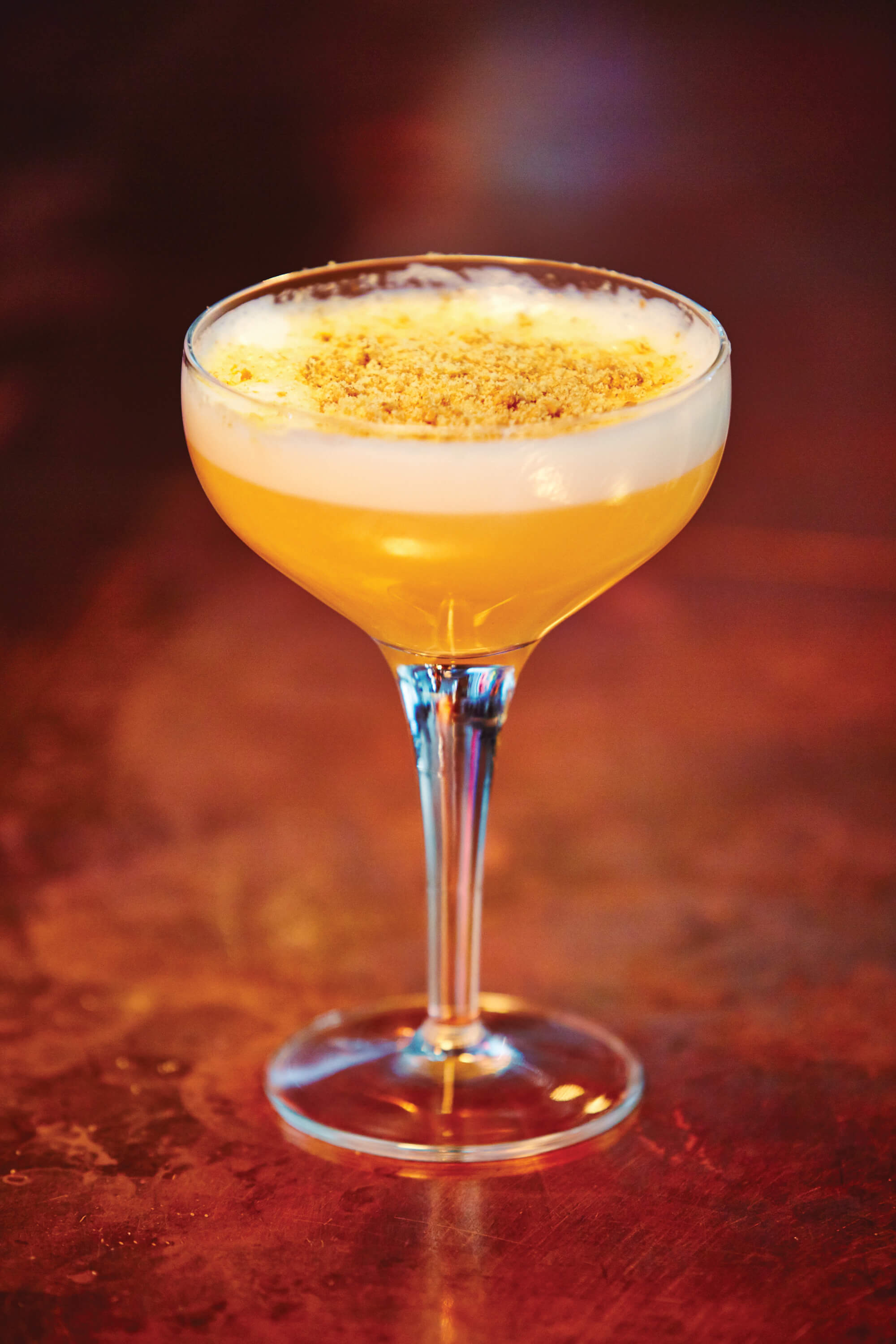 Top 10 festive cocktails to drink this week about time for Cocktail 9 mac
