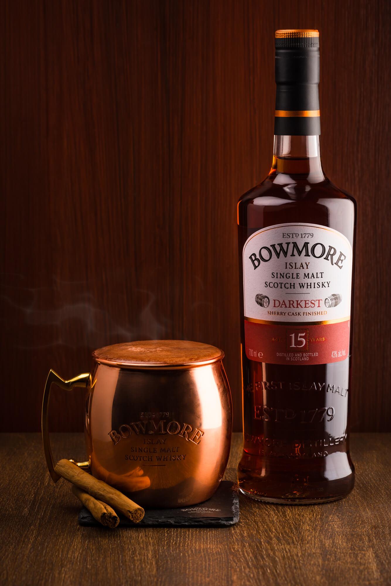 Bowmore 15YO Darkest Hot Chocolate