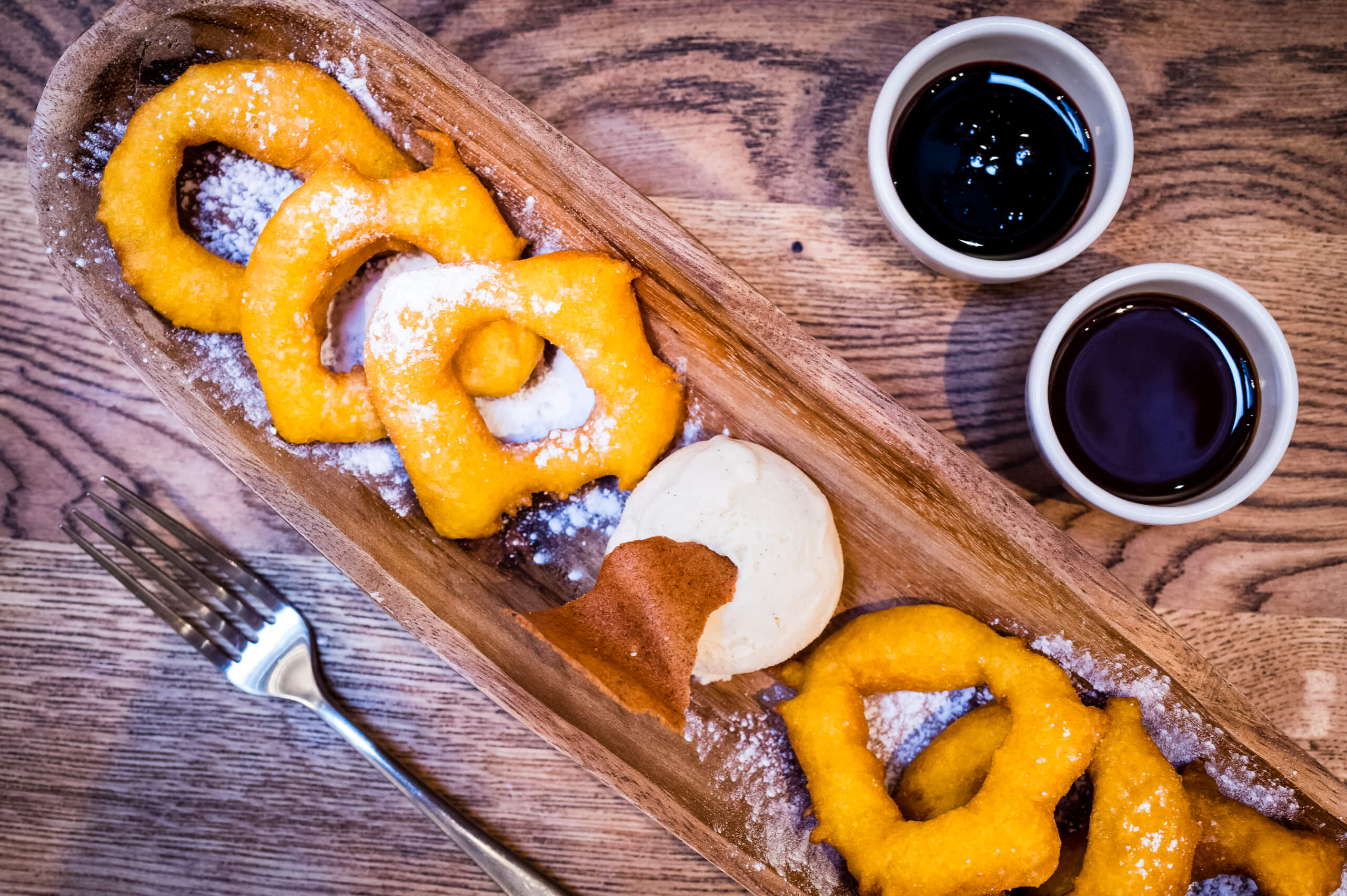 Top 8: Doughnuts for Chanukah in London