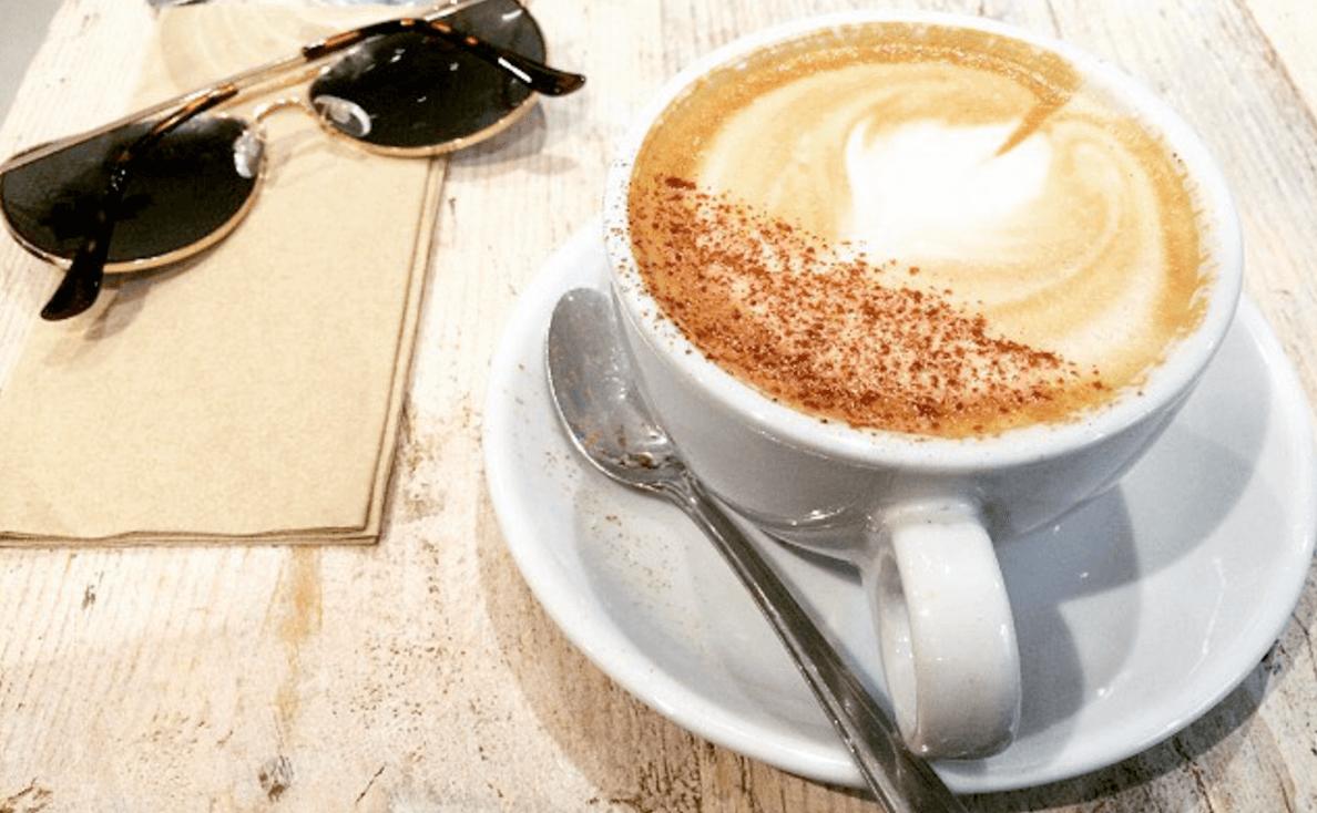 Coconut Cappuccinos, Coconut Cappuccino, Coconut Cappuccino in London, best Coconut Cappuccino, best soya lattes London, vegan London, almond milk latte London, coffee London, coconut milk, healthy cafes London, best healthy cafes in London, best vegan cafes in London, vegan latte