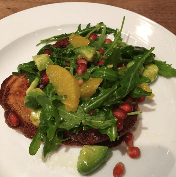 Sweetcorn fritters in London, London's best sweetcorn fritters,