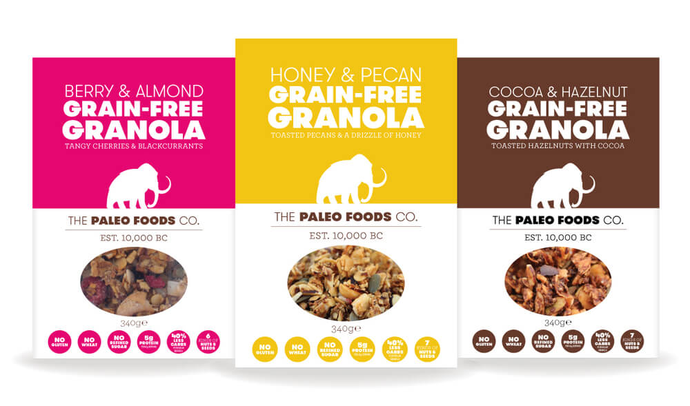 Raw Granola Whole Foods