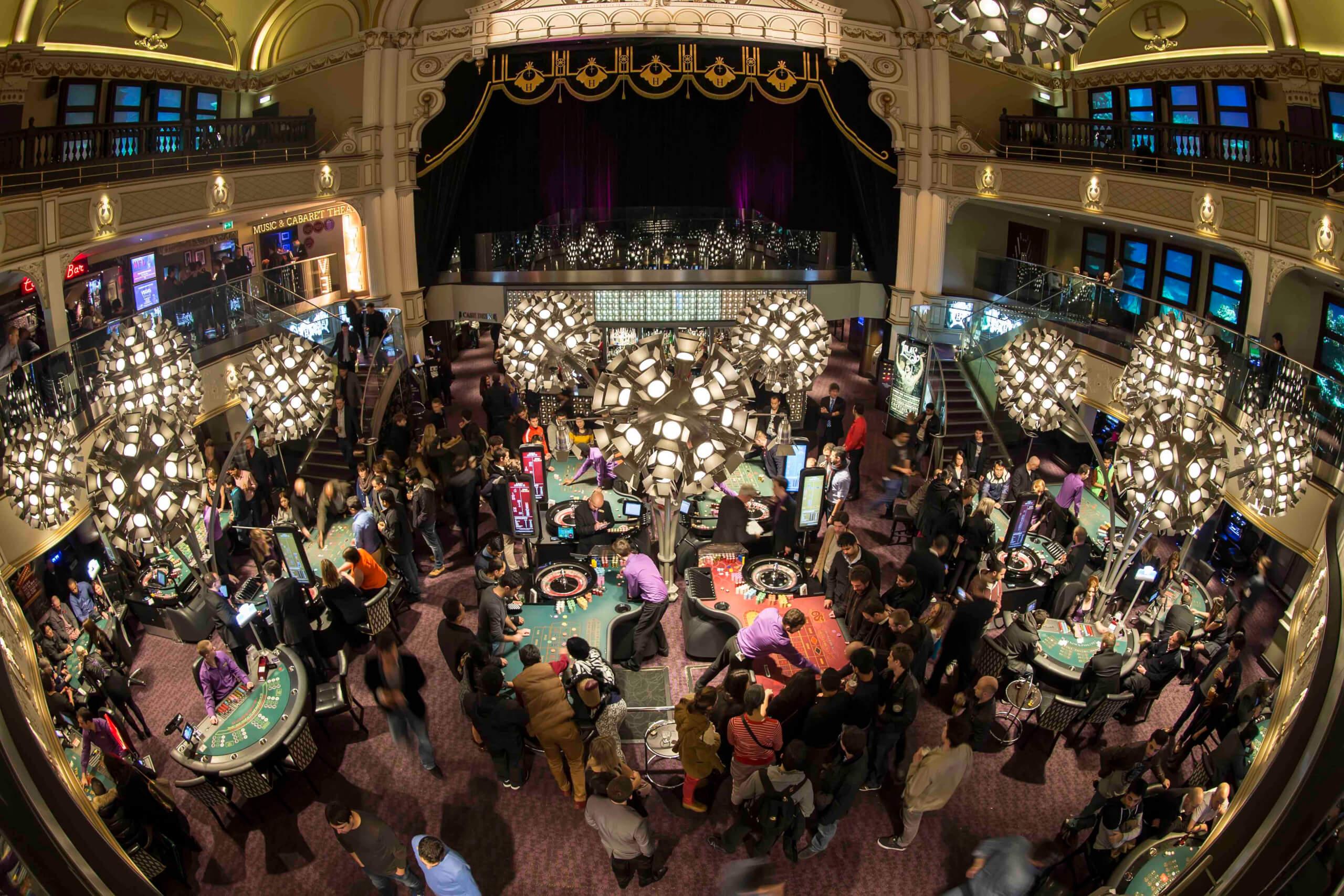 Hippodrome Casino Leicester Square