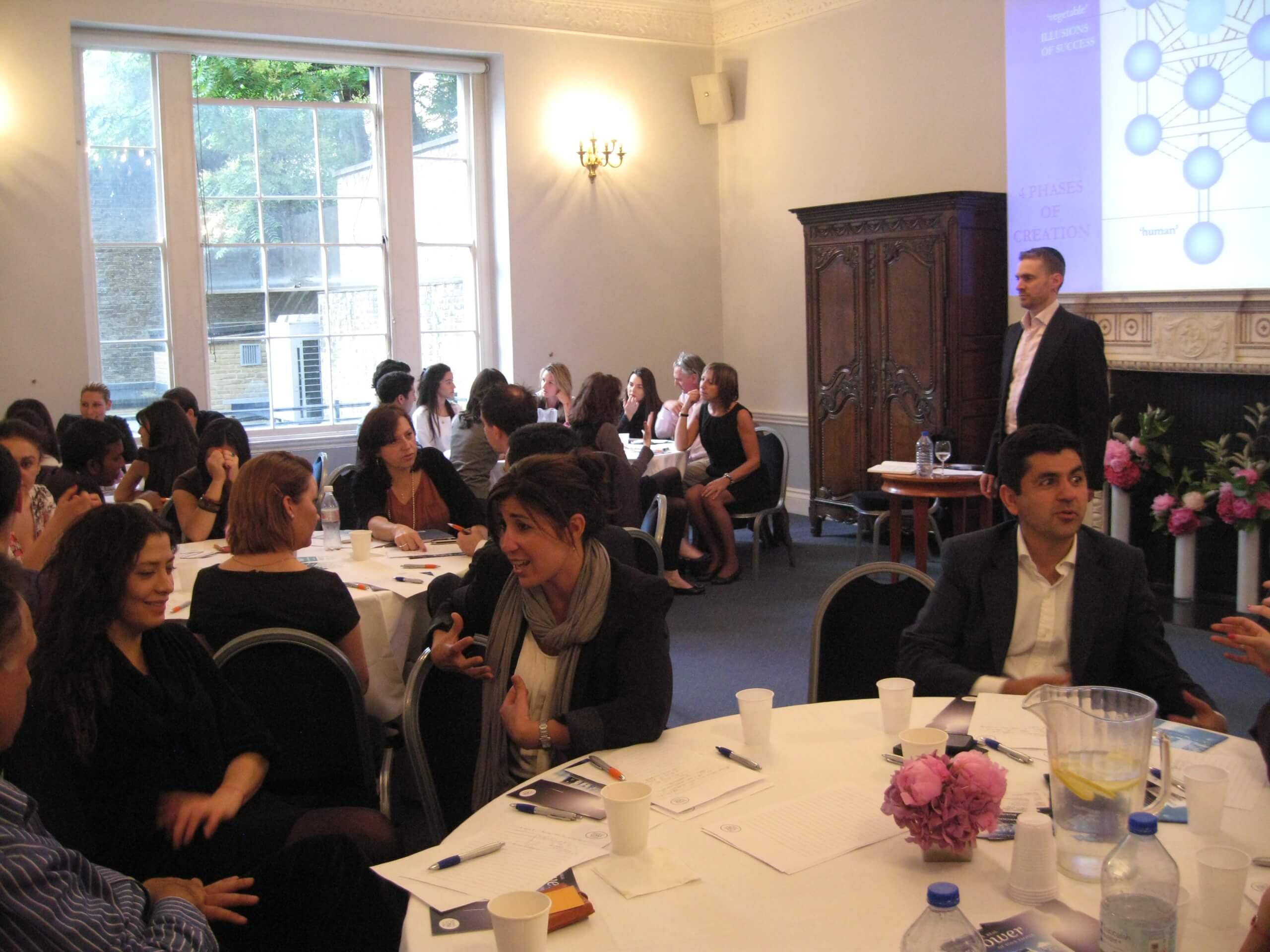 seminar at the Centre