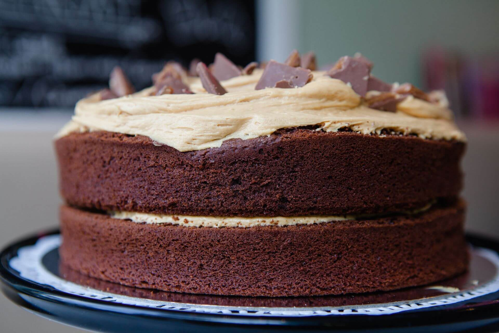 Birthday Cake With Name Jimmy ~ Top london s best chocolate cakes about time