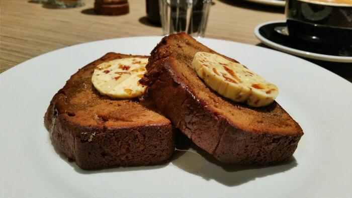 best banana bread in London, London's best banana bread, banana bread, banana bread in london, banana cake in London, the best banana bread in London, London's best banana cakes, banana bread sandwich,