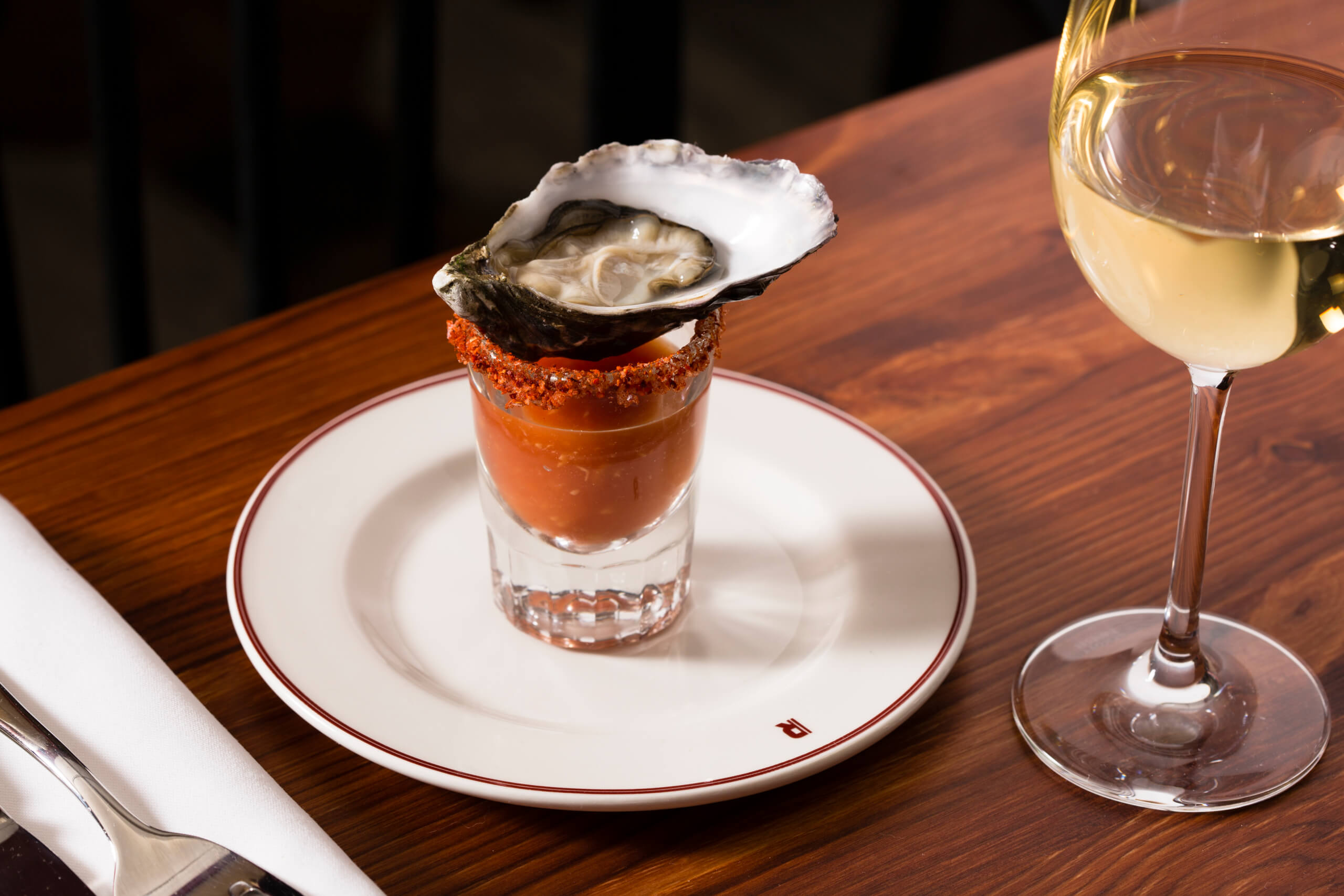 Bloody Mary Oyster Shooter 2 Credit Ed Reeve